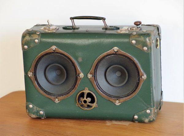 Enceinte portable vintage de thierrycréations - Celtic-1
