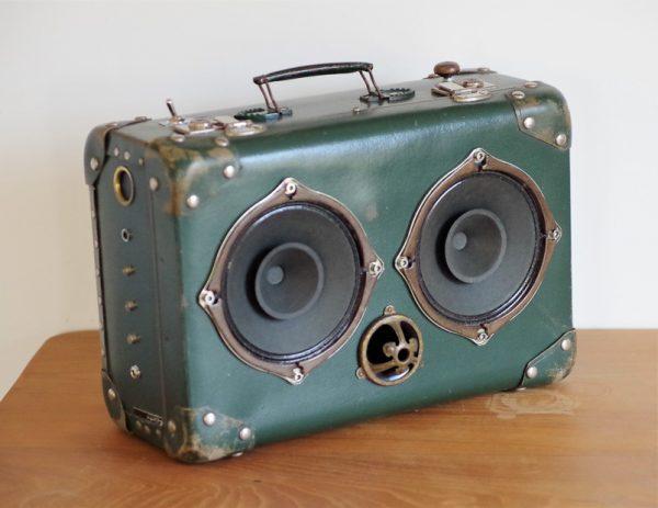 Enceinte portable vintage de thierrycréations - Celtic-2