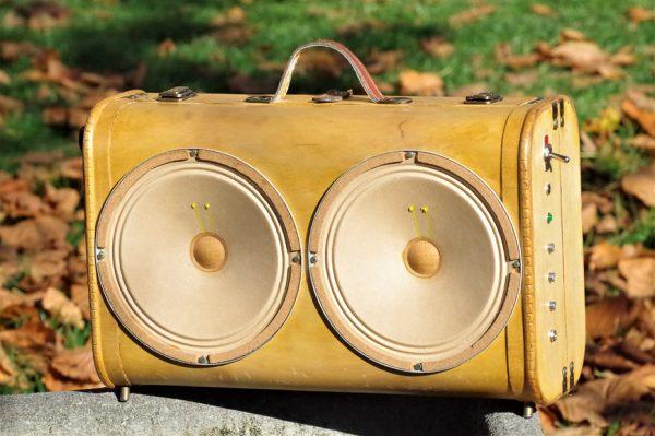 Enceinte portable vintage de thierrycréations - Woodbox-1
