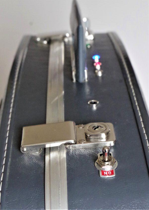 Enceinte portable vintage de thierrycréations - Orion-2