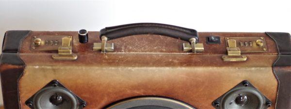 Enceinte portable vintage de thierrycréations - Joker's-3