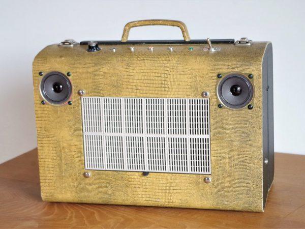 Enceinte portable vintage de thierrycréations - Festnoz-1