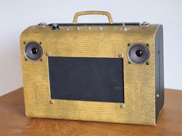 Enceinte portable vintage de thierrycréations - Festnoz-2
