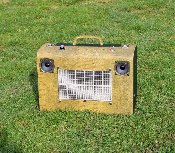 Enceinte portable vintage de thierrycréations - Festnoz-5