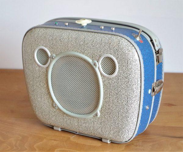 Enceinte portable vintage de thierrycréations - Oscar-2