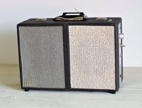 Enceinte portable vintage de thierrycréations - Domino-1