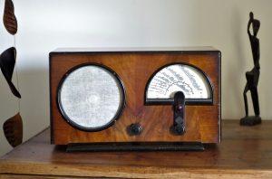 Enceinte portable vintage de thierrycréations - Ergos-1