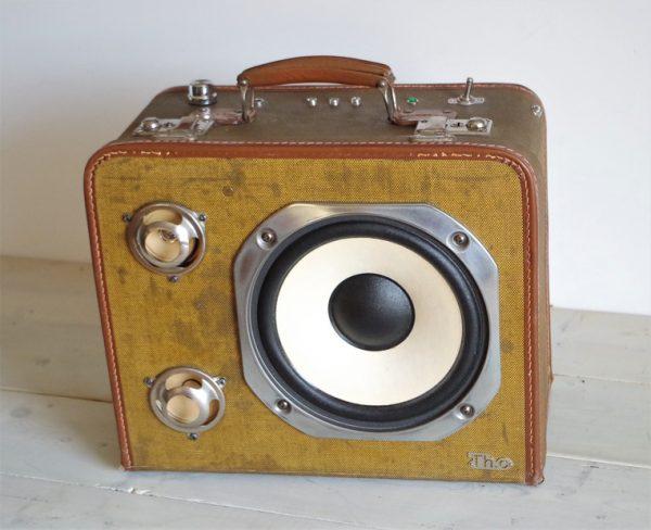 Enceinte portable vintage de thierrycréations - Country-3